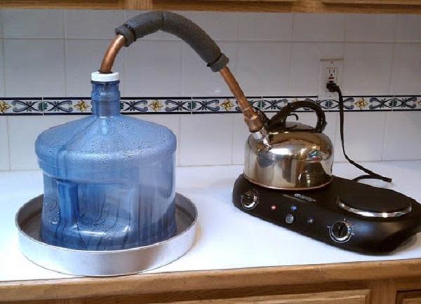 Bộ lọc nước cất