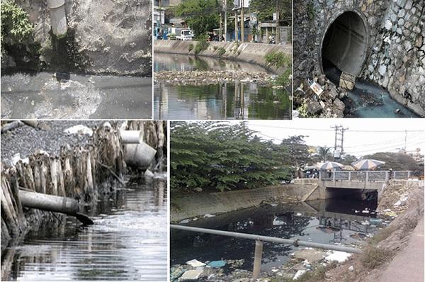 nguồn gốc nước thải khu dân cư