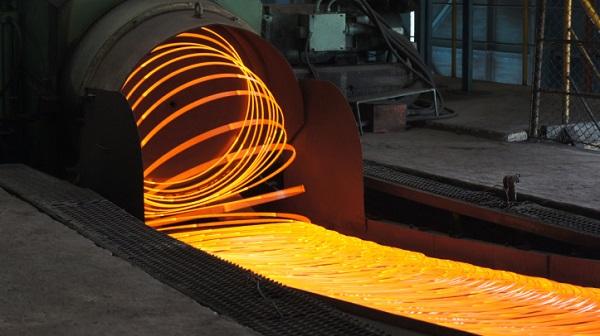 Nước thải ngành sắt thép