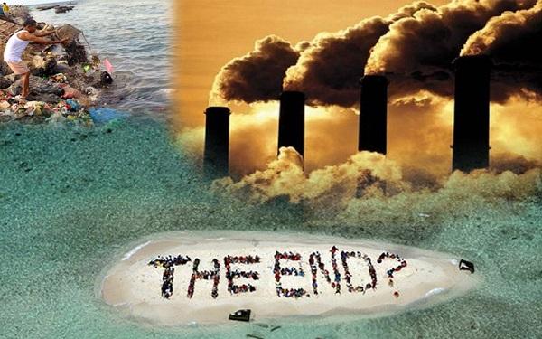 Nguyên nhân dẫn đến việc ô nhiễm nguồn nước là do đâu?