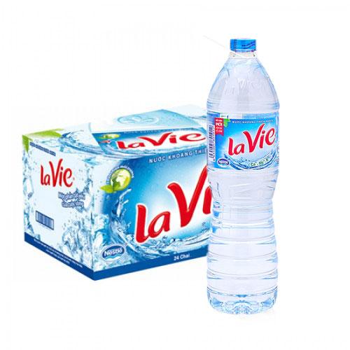 Nước uống tinh khiết lavi